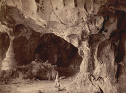 Interior, Farm Caves, Maulmain 15667